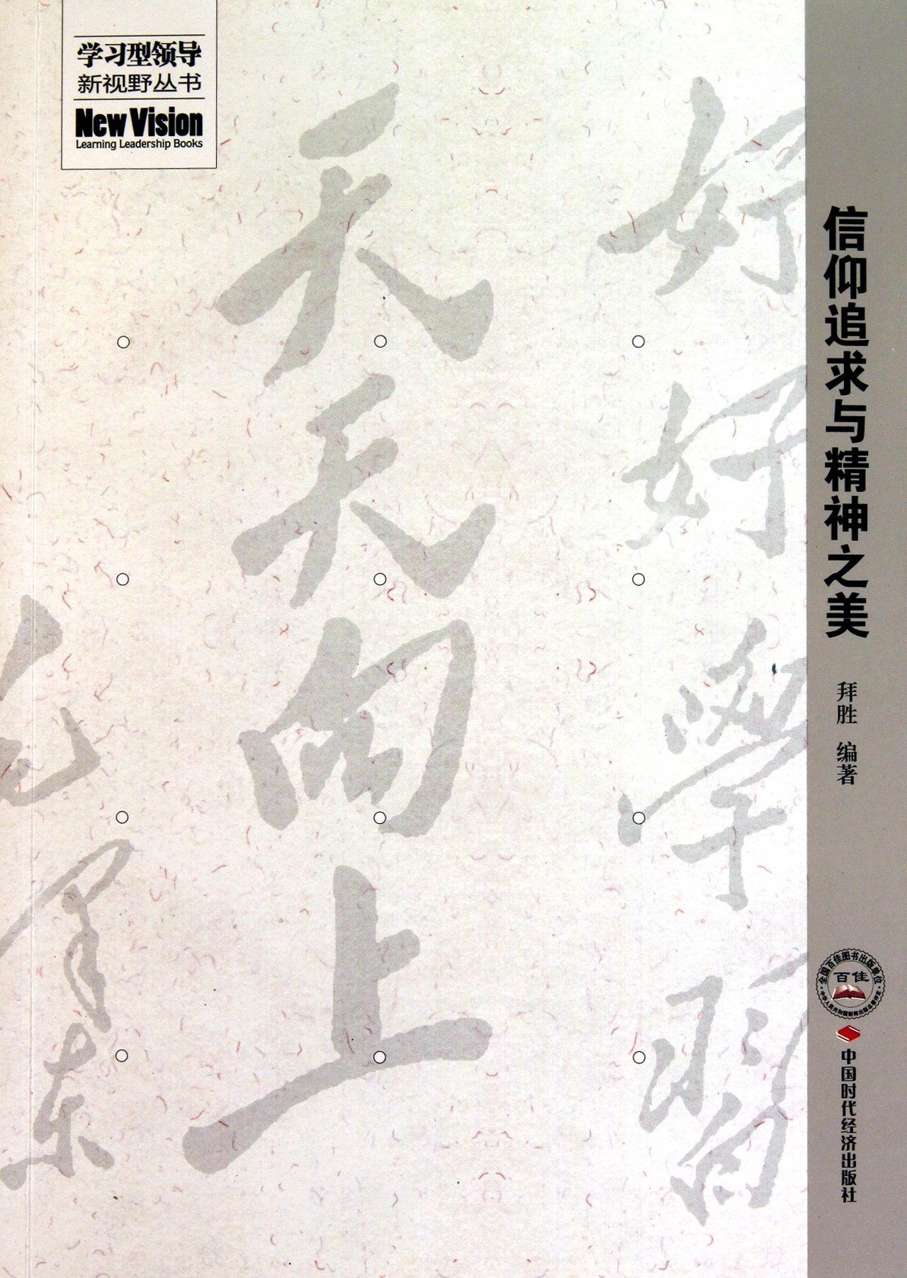 Belief Pursuit and Spirit Beauty (Chinese Edition) PDF