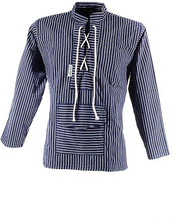 Fishermen - Camisa Casual - Rayas - para Hombre