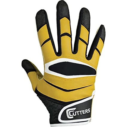 Amazon.com   Cutters Gloves C-TACK Revolution Football Gloves ... ae9b5e8d0