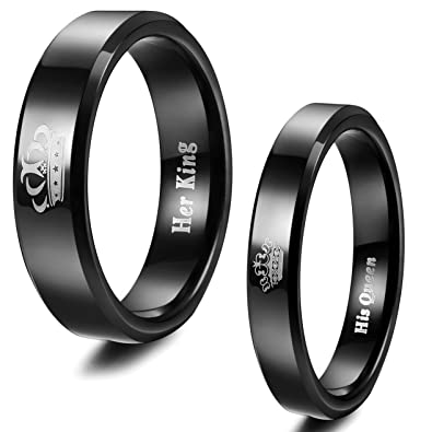 Image result for tungsten rings for couple
