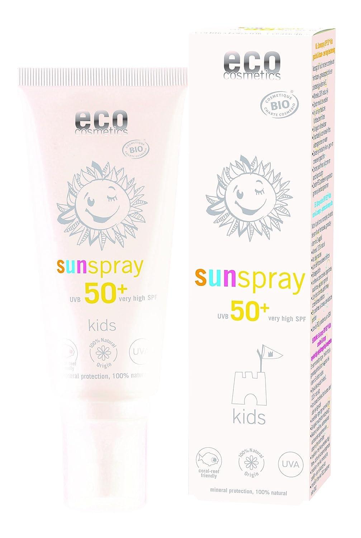 Eco Cosmetics SPF 50 Plus - Aerosol para sol EC74274