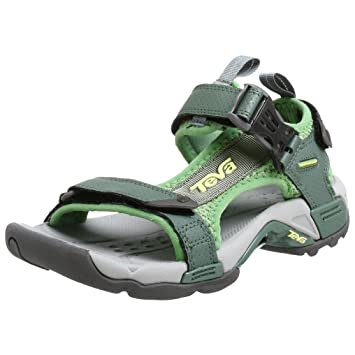 newest 0bd6f 1e40b Teva Women's Open-Toachi Sandals,Laurel Wreath,5.5 M US ...