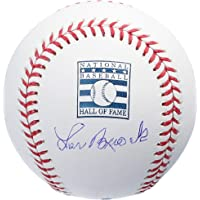 $129 » Lou Brock St. Louis Cardinals Autographed Hall of Fame Logo Baseball - Fanatics Authentic Certified - Autographed Baseballs