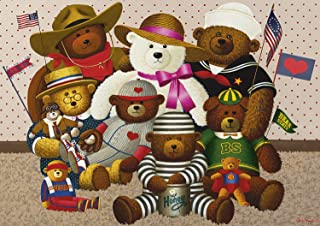 product image for Buffalo Games - Charles Wysocki - Teddy Friends - 300 Large Piece Jigsaw Puzzle
