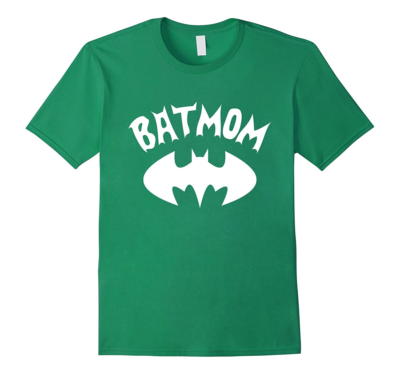Batmom T-shirt Proud Mother Super Hero Tee Gift-TD
