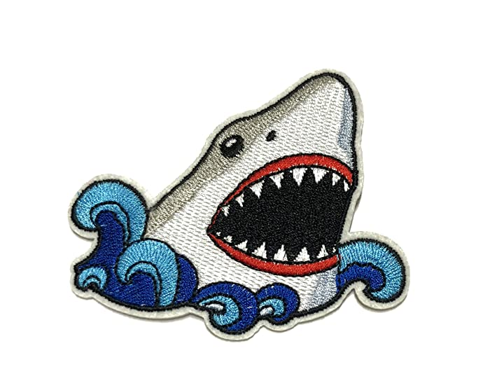 Top 8 Shark Patch