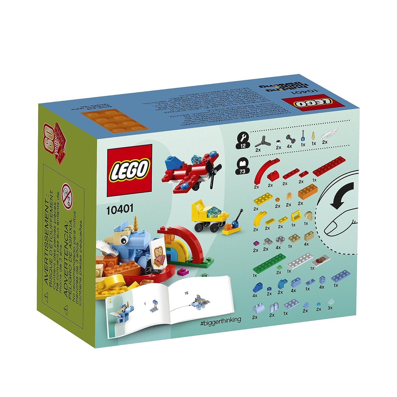 Amazon Lego Classic Classic Rainbow Fun 10401 Building Kit
