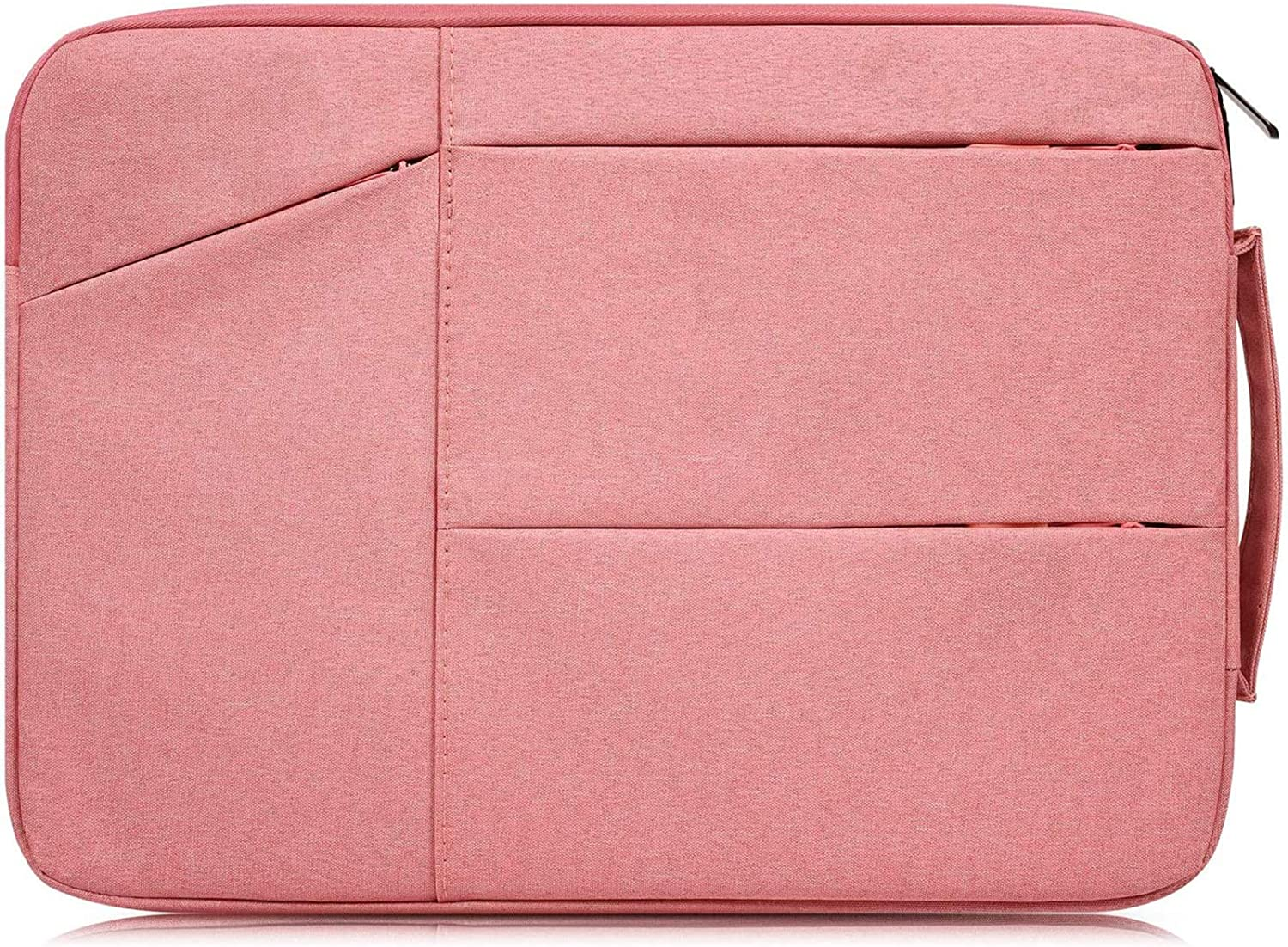 """11.6 Inch Waterproof Laptop Sleeve Case Compatible Acer Chromebook R 11/2018 Newest Acer R11 11.6"""",HP Stream 11,Dell Inspiron 11,Samsung Chromebook 3,Toshiba Asus Chromebook Notebook Tablet Bag,Pink"""