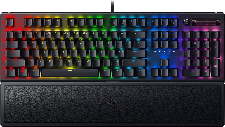Razer BlackWidow V3 RGB Mechanical Gaming Keyboard