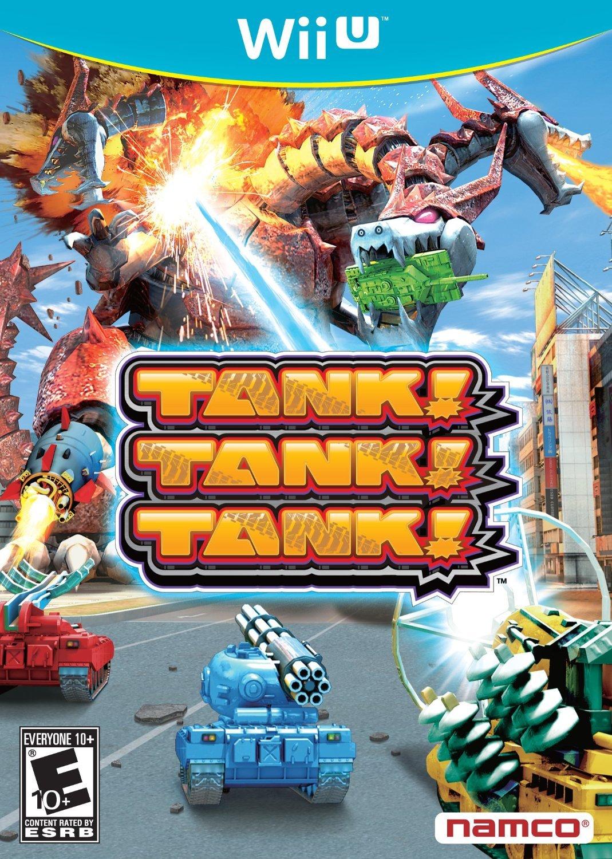 Tank! Tank! Tank! - Nintendo Wii U