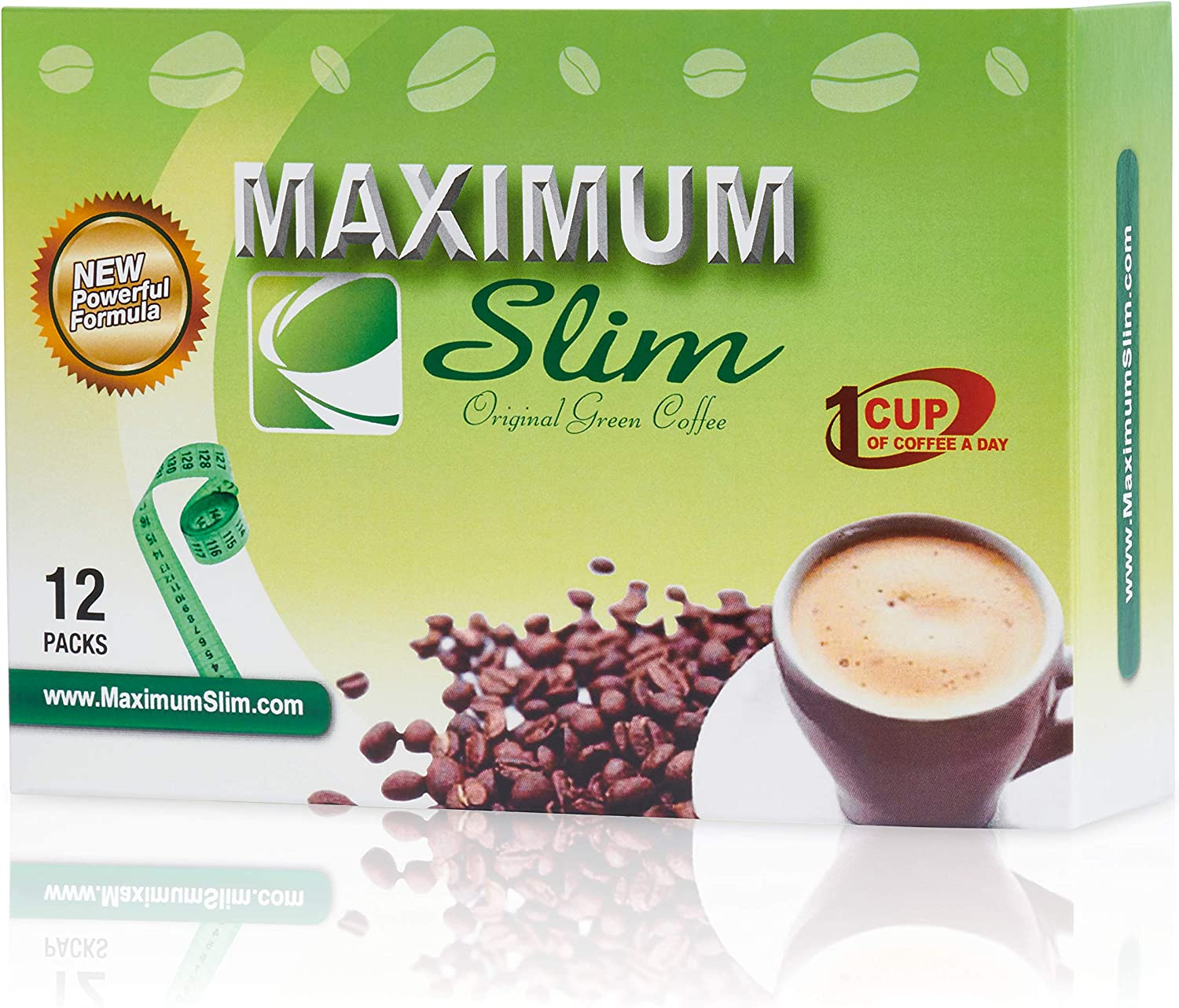 Amazon Com Premium Organic Coffee Boosts Your Metabolism Detoxes Your Body Controls Your Appetite Effective Weight Loss Formula Has Original Green Coffee Natural Herbal Extracts Laxative Free 12 Health Personal