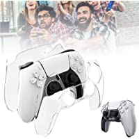 Hard Controller Cover Compatible for PS5 Controller, Handle Protection Sleeve Controller Grips Case for Playstation 5…