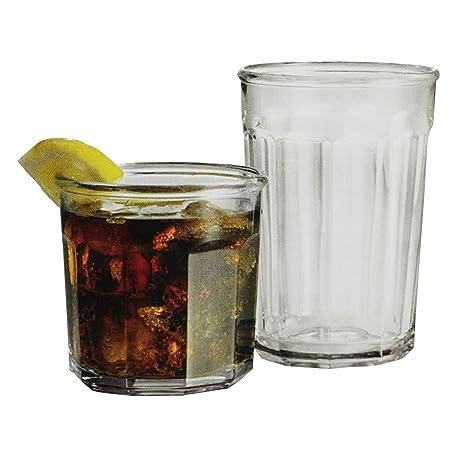 Luminarc 16 y#x2212;PC. Juego de vasos de cristal