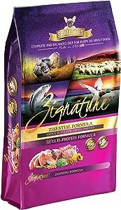 Zignature Small Bites Limited Ingredient Formula Grain-Free Dry Dog Food