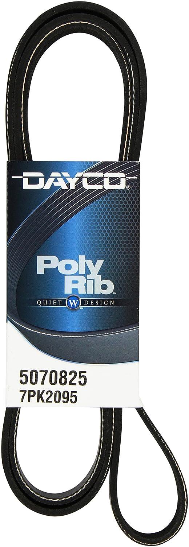 Dayco 5070825 Serpentine Belt