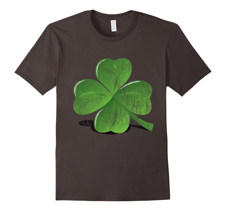 4 Four leaf Clover St. Patrick's Day Irish Ireland T Shirt- TPT