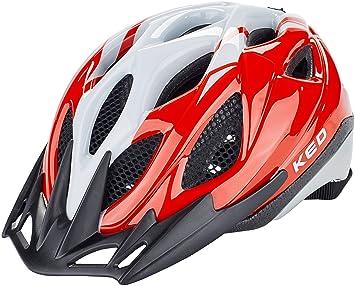 KED Tronus Helmet Black Green 2019 Fahrradhelm