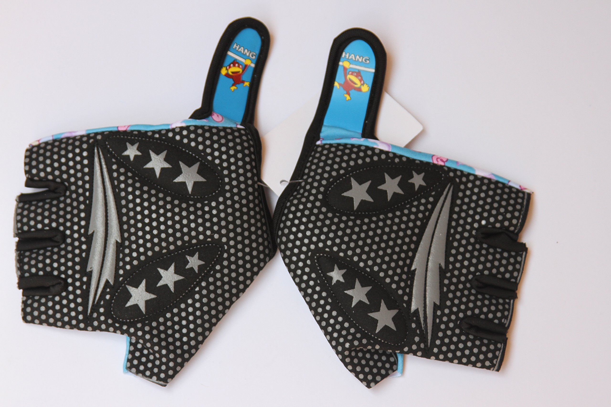 HANG Monkey Bars Gloves with Grip Control (for 9,10,11 Children) by HANG (Image #5)