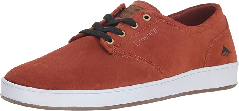 Emerica The Romero Laced Sneakers Herren Rostbraun (Rust)