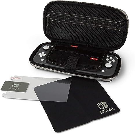 PowerA - Kit de protección Negro (Nintendo Switch Lite): Amazon.es ...