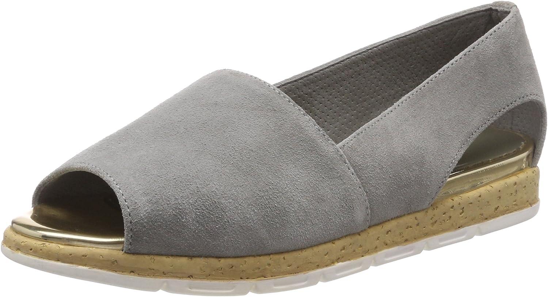 aerosoles open toe slippers