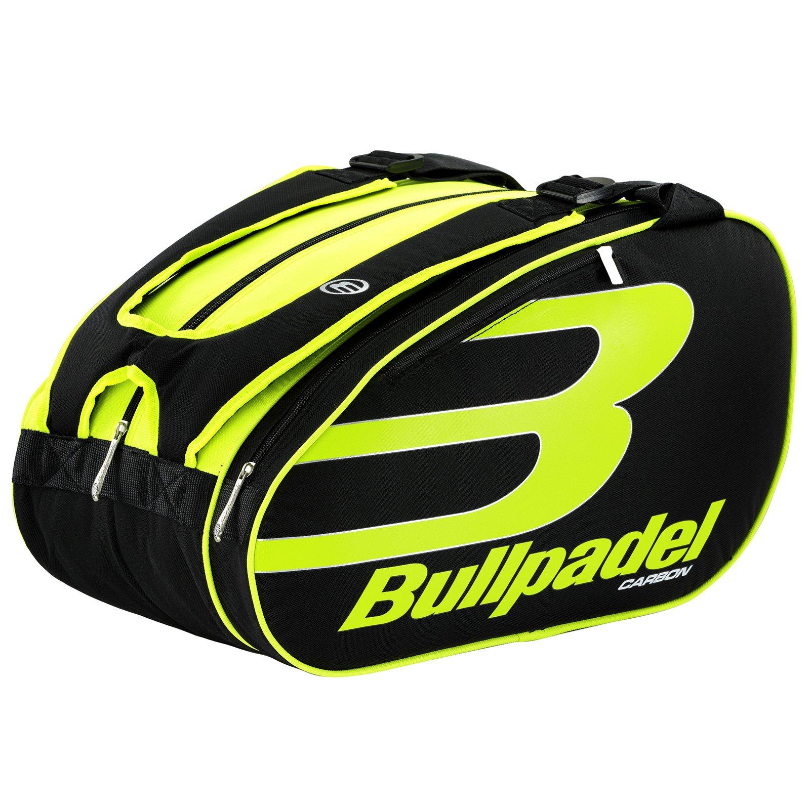 Paletero Bullpadel 17004 Yellow product image