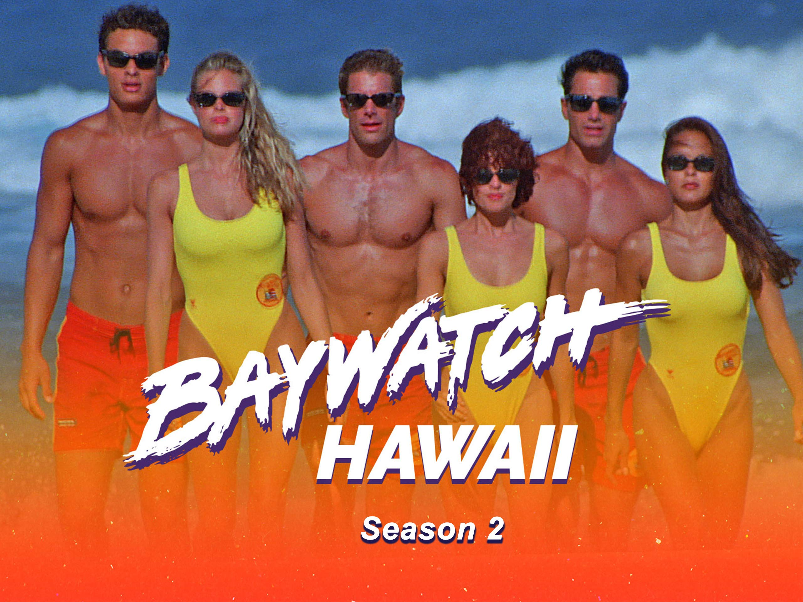 Baywatch Hawaii on Amazon Prime Video UK