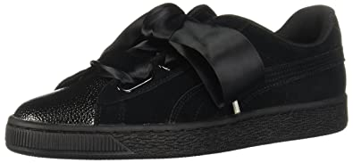 1cfb7768f70d PUMA - Womens Suede Heart Bubble Shoes