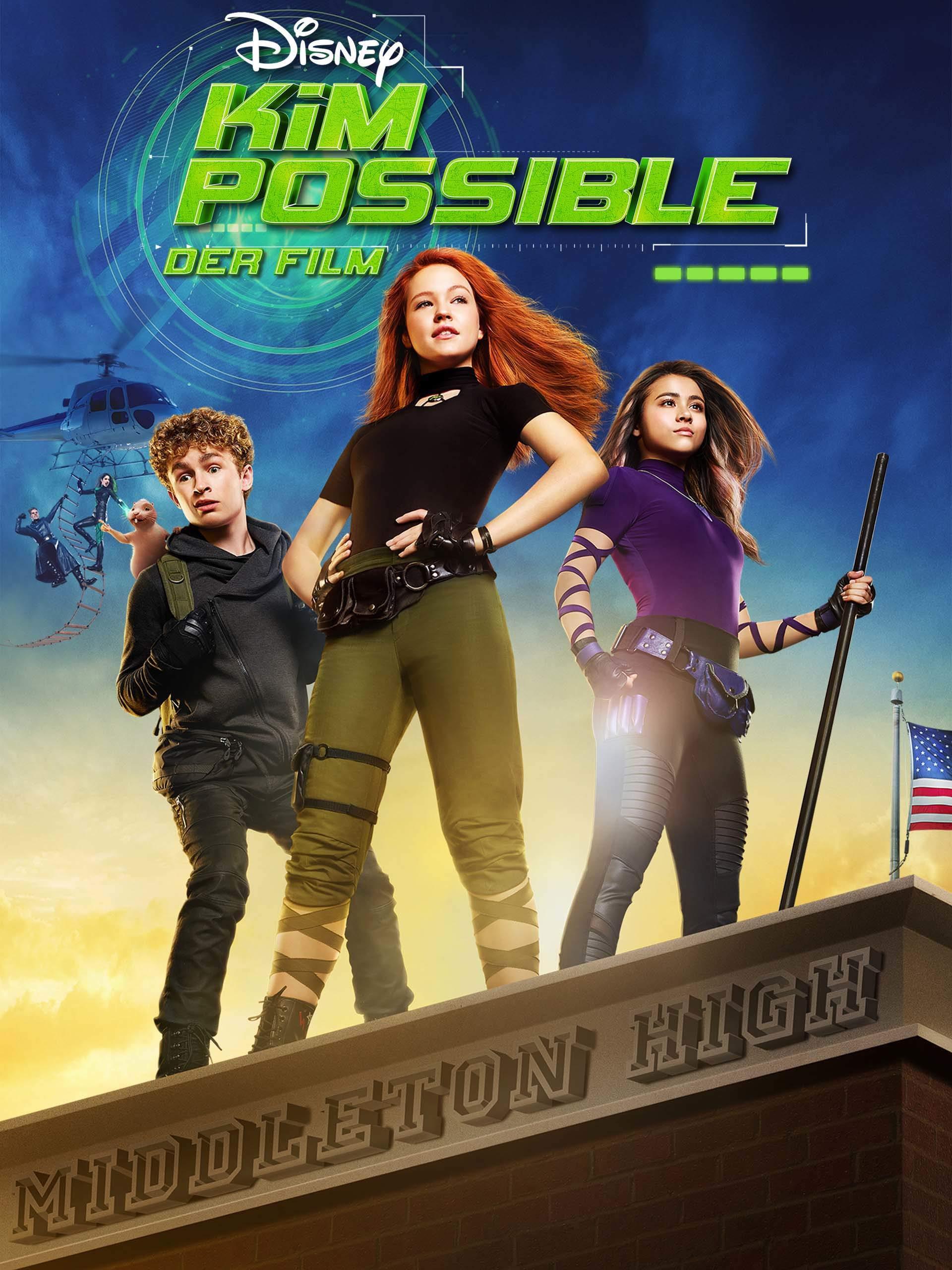 Amazon.de: Kim Possible - Der Film ansehen | Prime Video