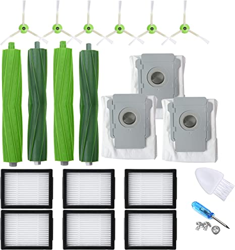 Vacuum Cleaner Replacement Filters Accessories For Irobot Roomba i7+//i7 Series
