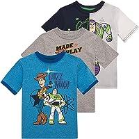 IML Boys Toy Story T-Shirt - Buzz Lightyear Sherrif Woody Tee   Choose from 5 Designs