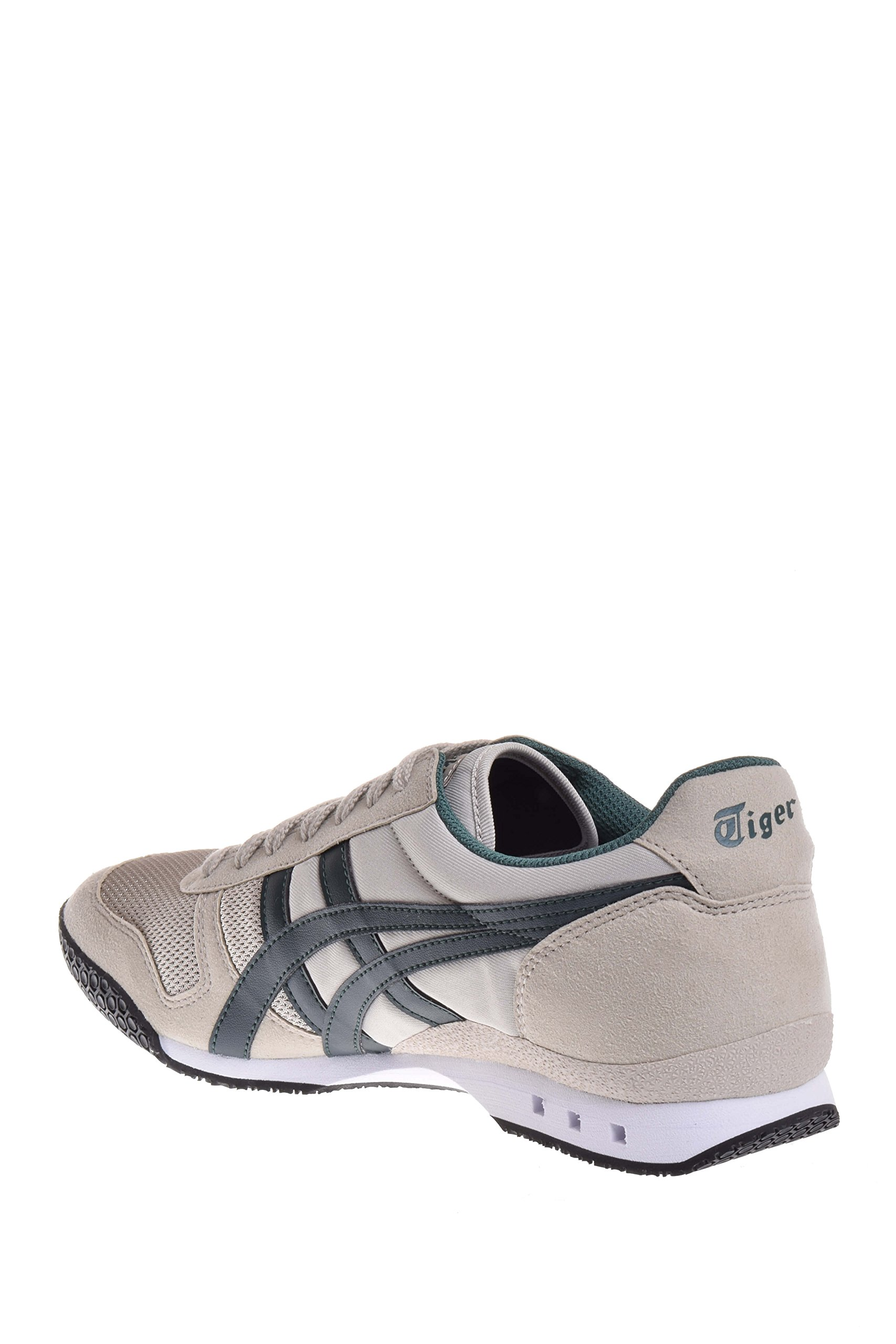 brand new df7c0 971cd Ultimate 81 Mens in Feather Grey/Hampton Green by Onitsuka Tiger, 8