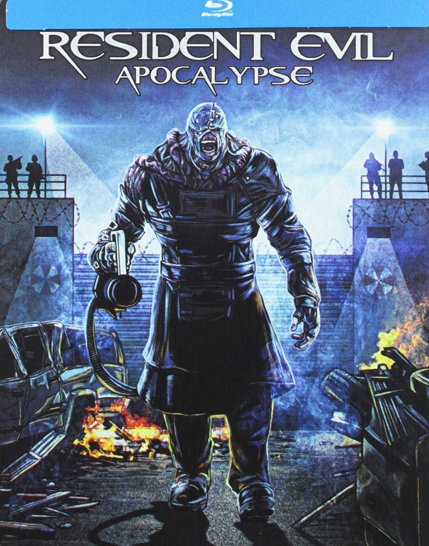 Amazon Com Resident Evil Apocalypse Blu Ray Milla Jovovich Sienna Guillory Oded Fehr Thomas Kretschmann Jared Harris Mike Epps Alexander Witt Jeremy Bolt