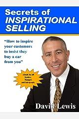 Secrets of Inspirational Selling Kindle Edition