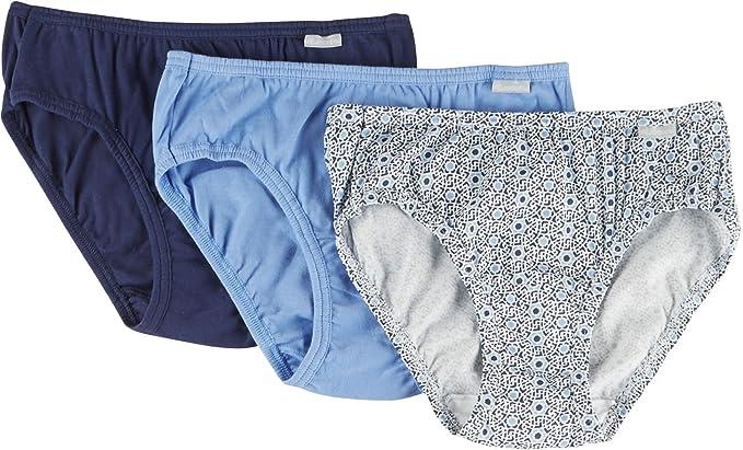 Jockey Mujer Ropa interior Bikini Elance – Pack de 3
