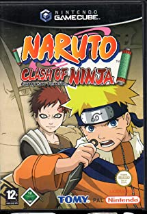 Naruto: Clash of the Ninja: Video Games - Amazon.com