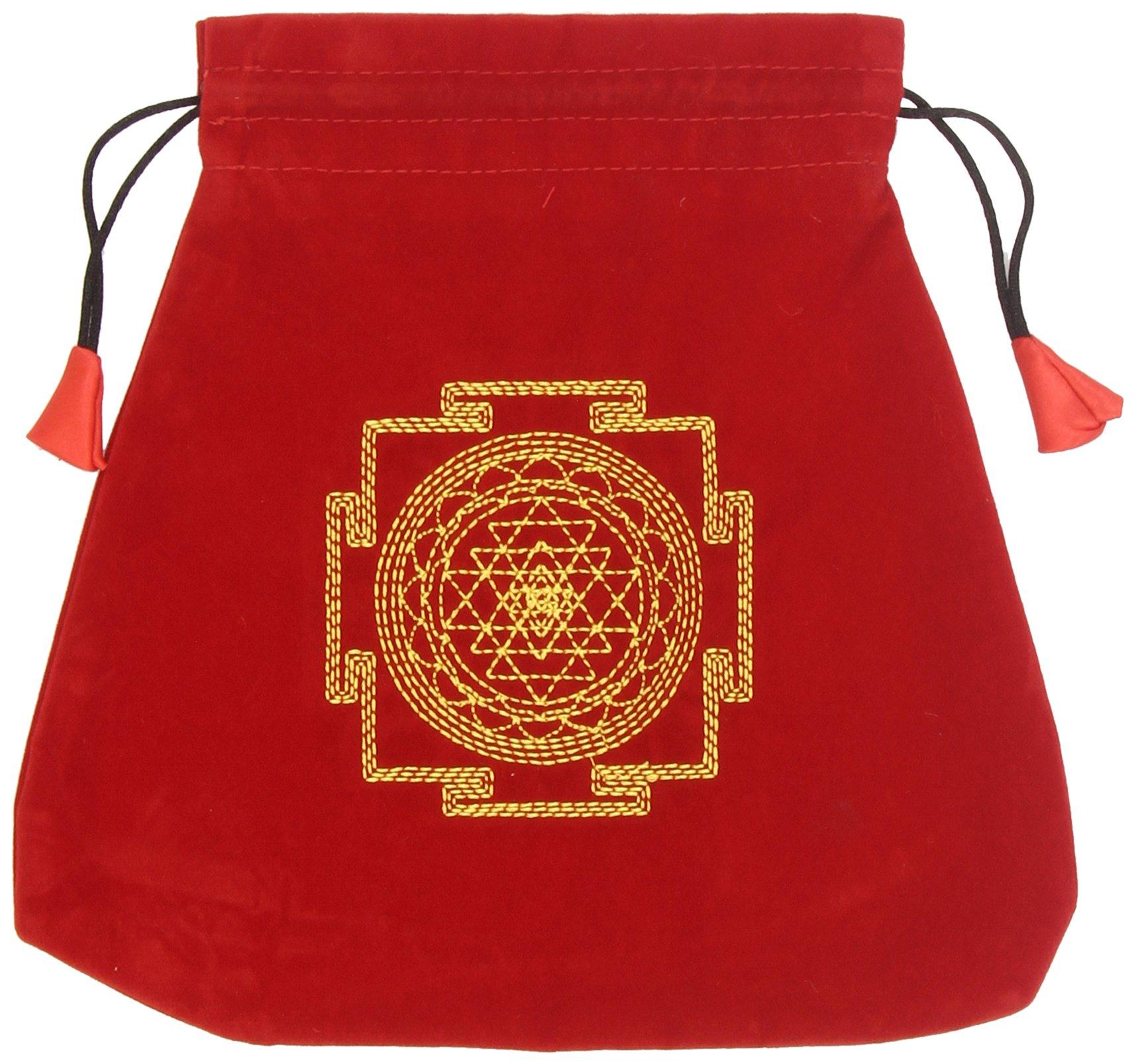 Protection Velvet Bag Bolsas de Lo Scarabeo Tarot Bags From ...