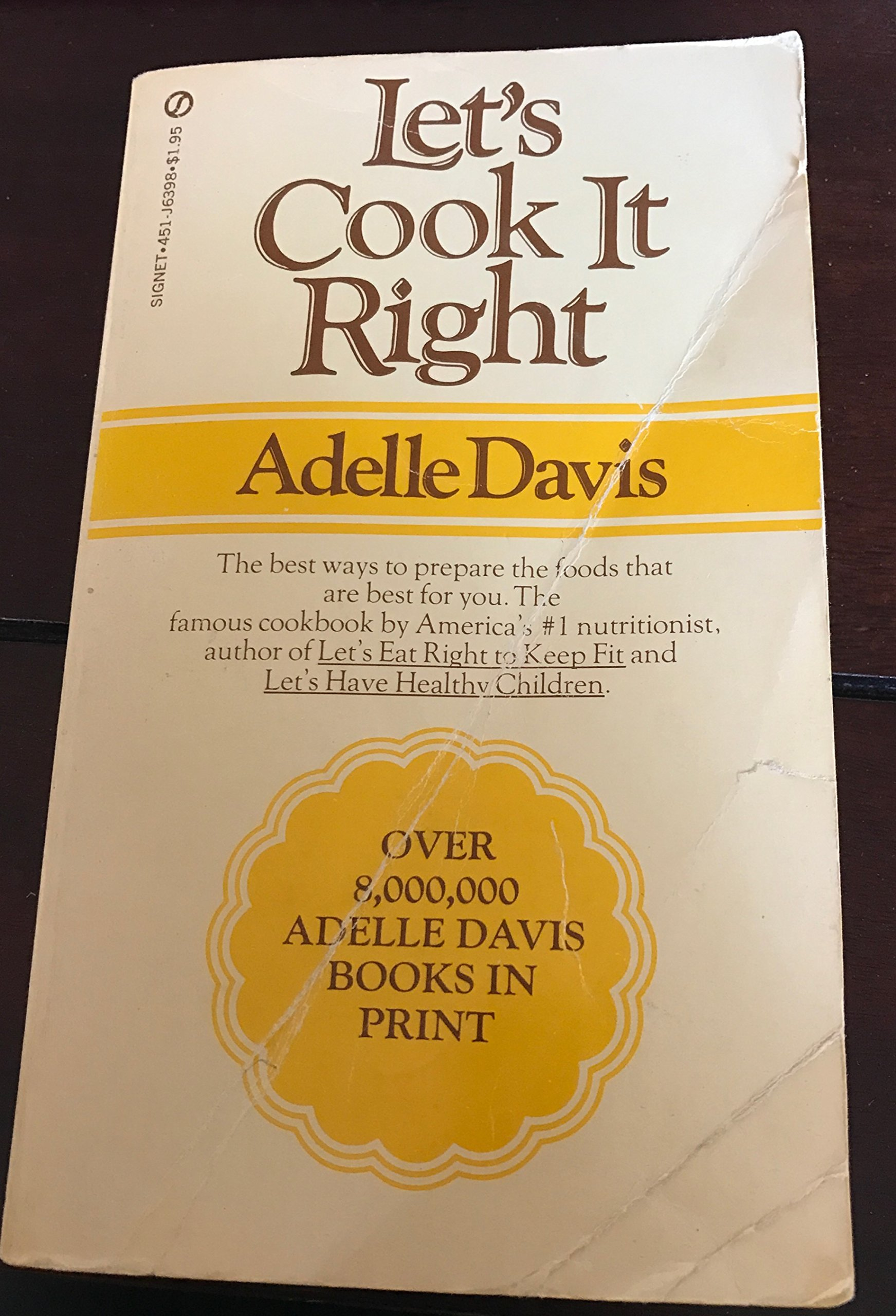 LET S COOK IT RIGHT EBOOK