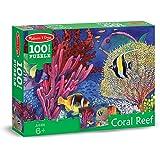 Melissa & Doug Coral Reef Underwater Jigsaw Puzzle (100 pcs)