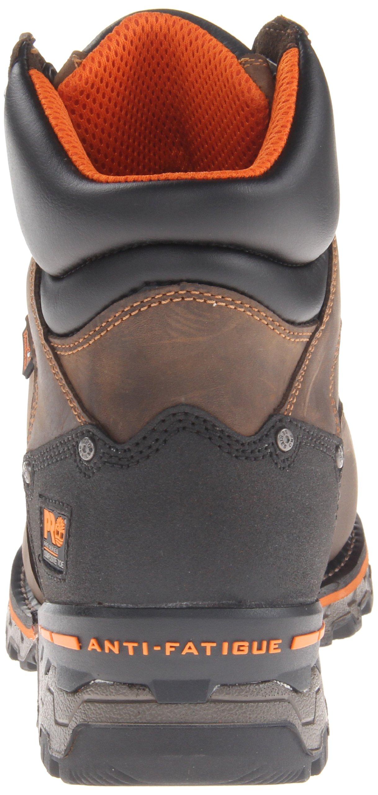 87e443d8748d Timberland PRO Men s Boondock 6 Inch Waterproof Non-Insulated Work  Boot