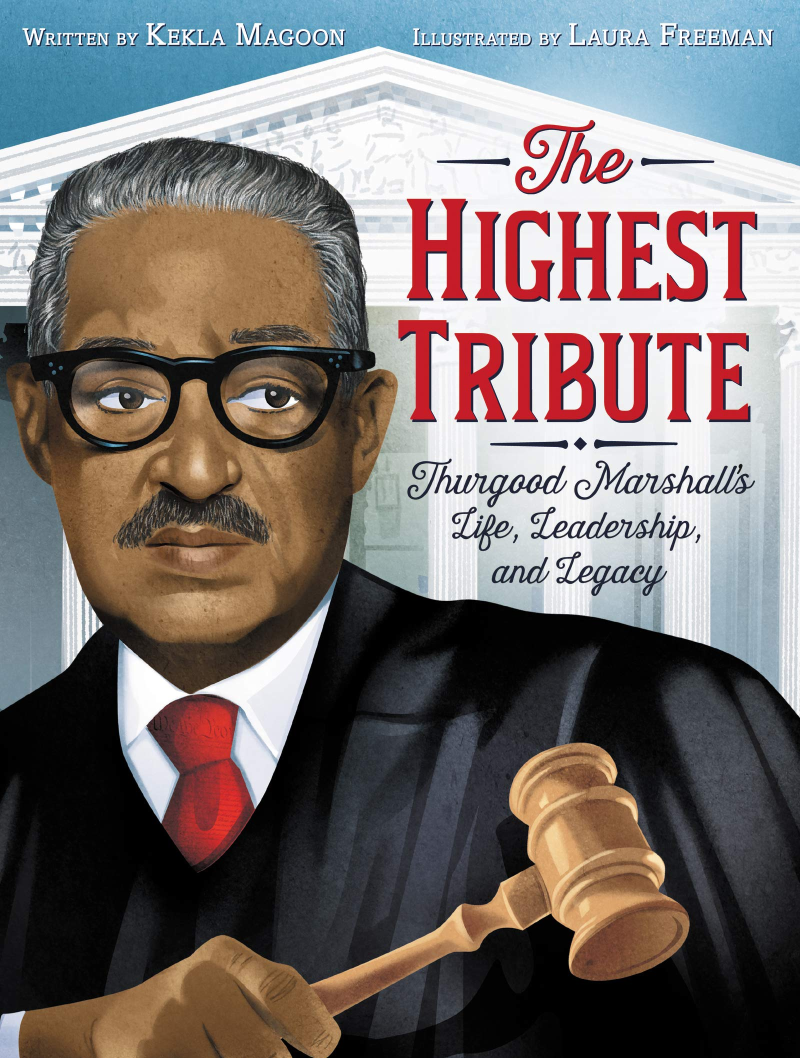 Image result for highest tribute thurgood amazon