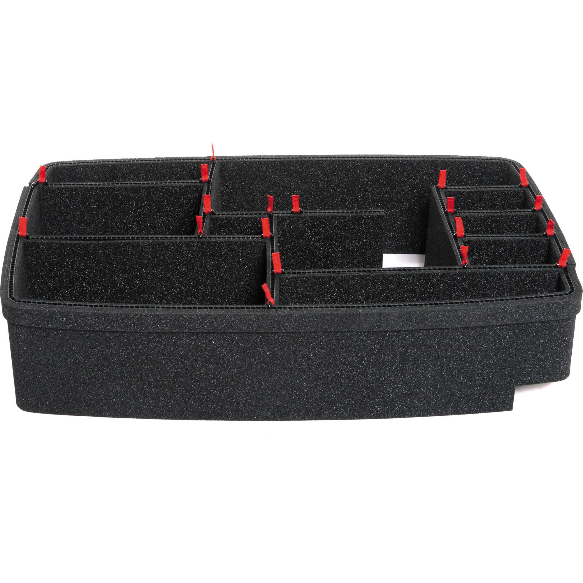 TrekPak Divider System to fit the Pelican 1510 case & 1510SC Computer Lid pouch. by CVPKG & Pelican (Image #2)