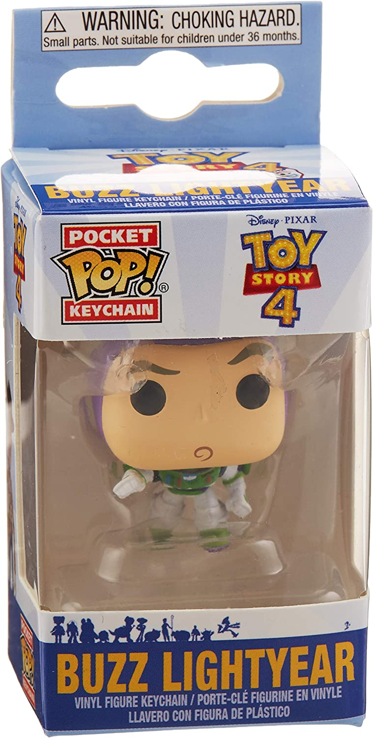 Funko Pop! Keychain: Toy Story 4 - Buzz Lightyear