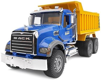 manual camion mack granite