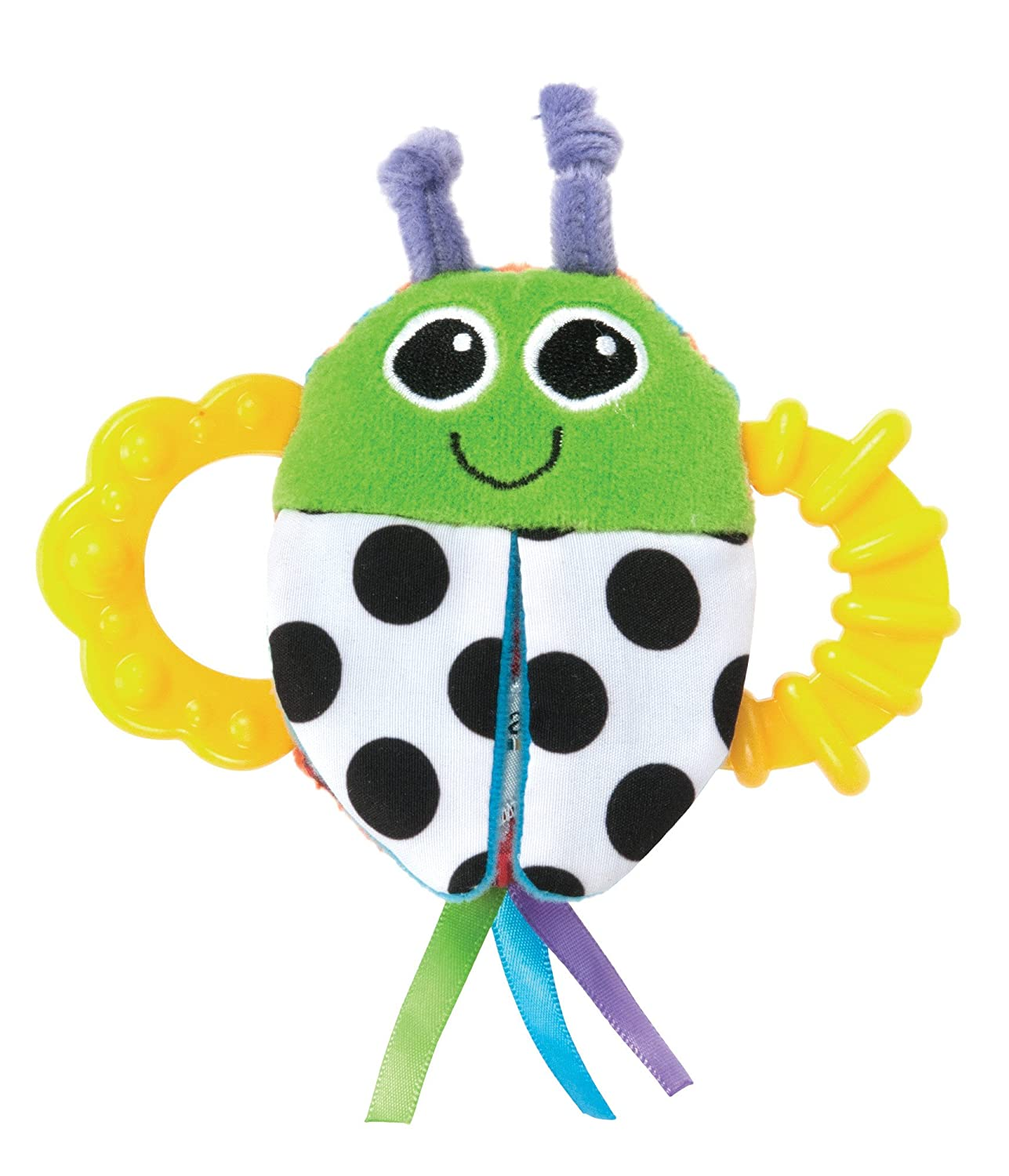 Lamaze Bitty Bite Bug Rattle L27078A