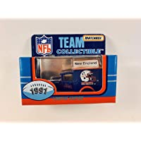 New England Patriots 1991 Matchbox/White Rose NFL Diecast Ford Model A Truck Football… photo