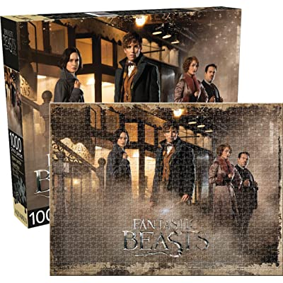 Aquarius Fantastic Beast 1000 Piece Jigsaw Puzzle: Toys & Games