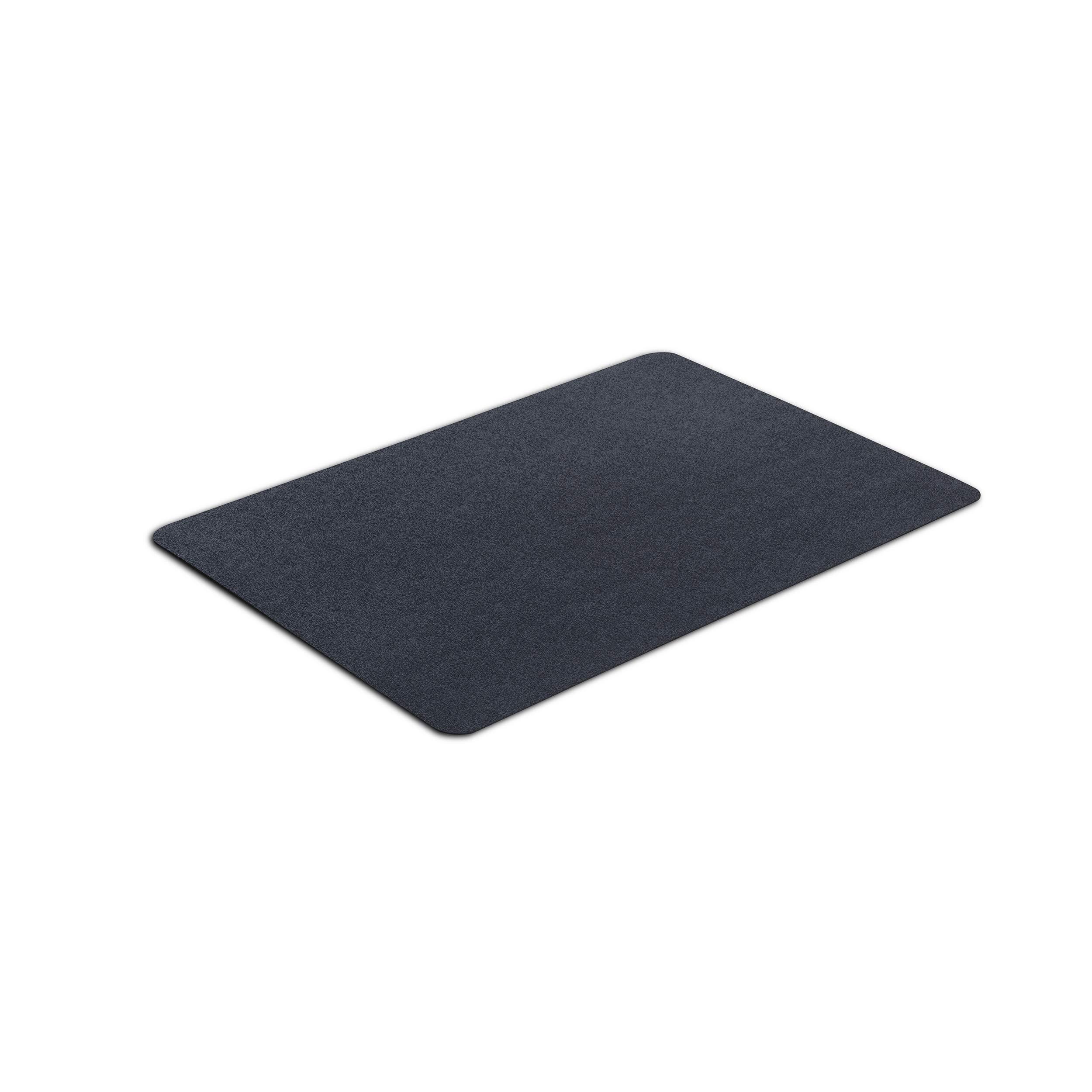 VersaTex 9M-110-24C-3 Multipurpose Utility Mat Rubber, 24'' x 36'', Black