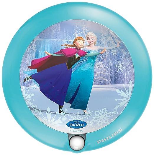 120 opinioni per Philips e Disney, Frozen, Luce notturna LED con sensore di movimento