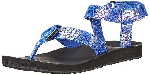 0f1d578cb Teva Women s Original Sandal Iridescent Sandal
